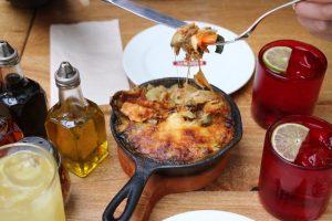 Lasagna Ardente